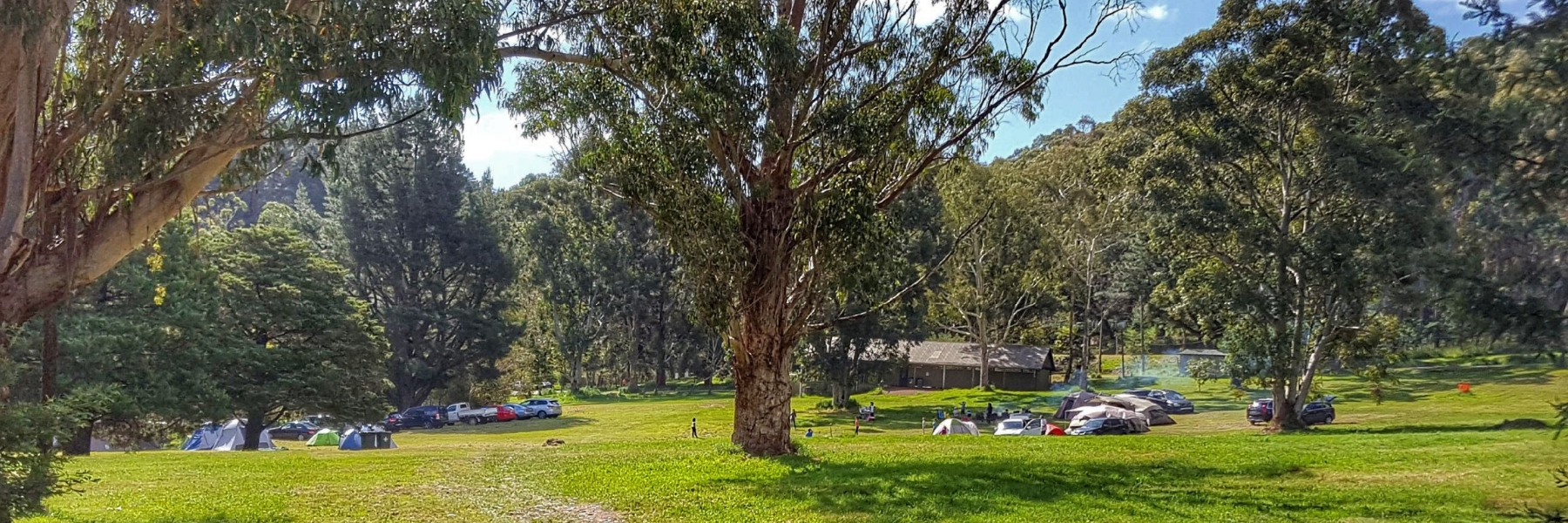 Adelaide hills camping