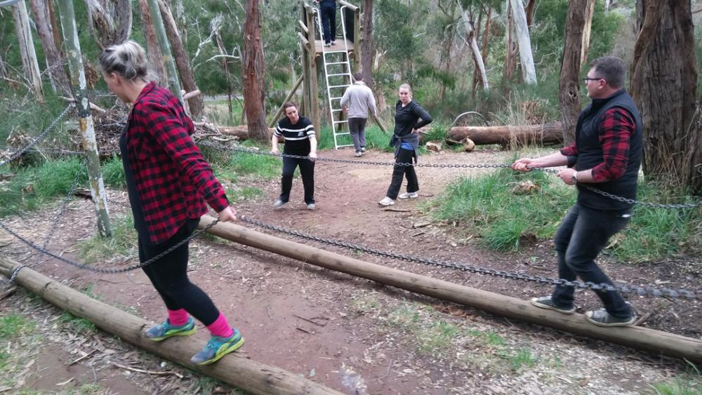 Team Building At Woodhouse Adelaide Hills South